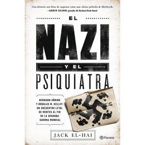 """Libro """"El nazi y el psiquiatra"""""""